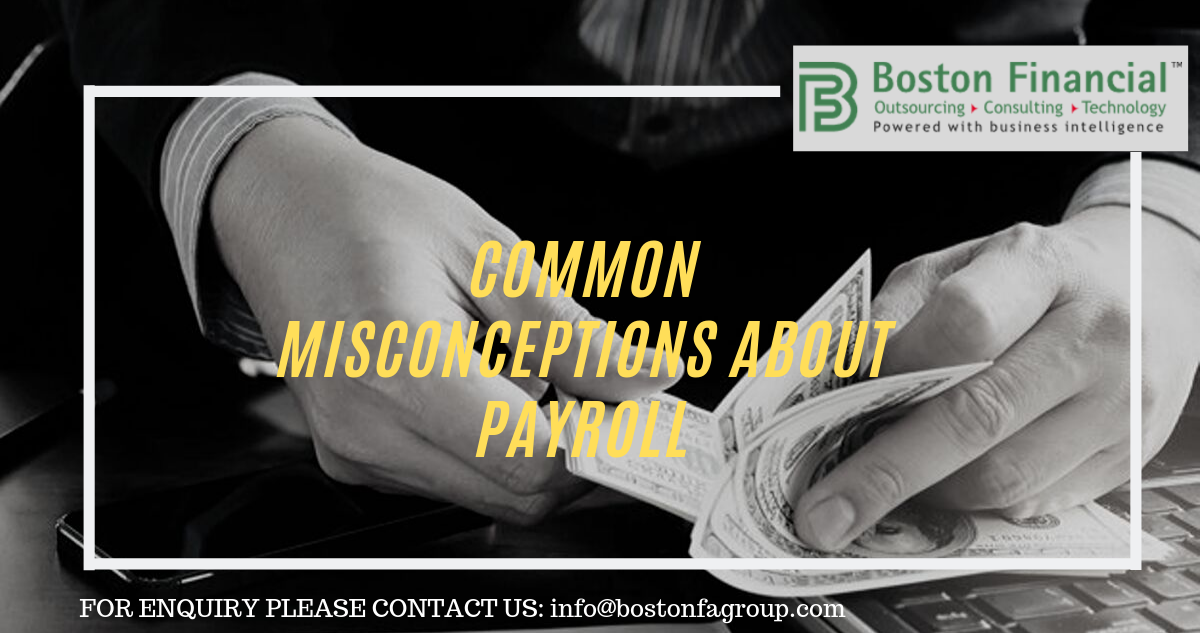 Common Misconceptions about payroll