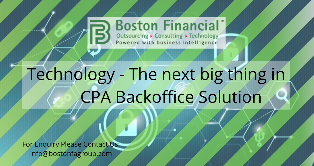 The next big thing in CPA solution